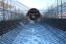 Строительство воздушного канала 2